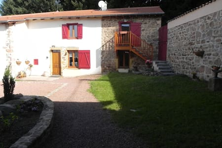 Ferme Entremains chambre le Rouet - Bed & Breakfast