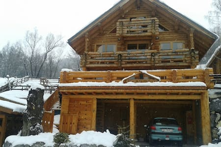 Val d Allos  luxury B&B for 4 - Allos - Bed & Breakfast