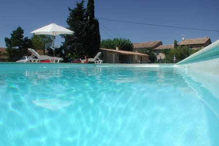 Mas provençal avec piscine  - Ev