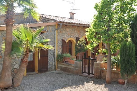 WONDERFUL ECO-COUNTRY HOUSE  - Bunyola - House