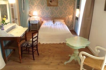 BB de charme et jardin en Bourgogne - Lägenhet