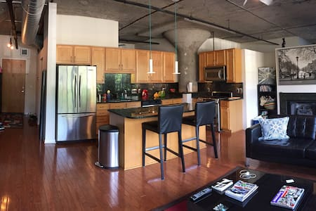 Liberty Lofts Downtown Ann Arbor - Ann Arbor - Loft