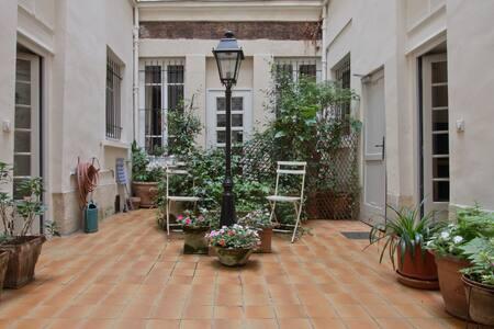 ♥♥♥ CHARMING MARAIS HEART PARIS 4 - Paris - Apartment