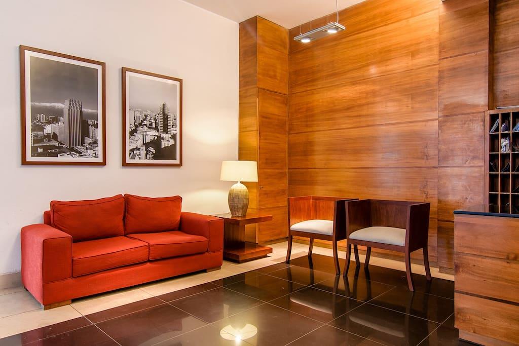Tu apartamento centro de Santiago