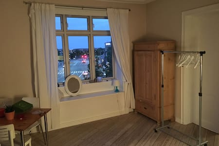 Cozy, large and nice room, near the city centre. - Appartement