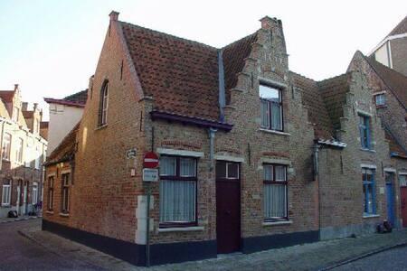 City center house inBruges Clarissa - Bruges