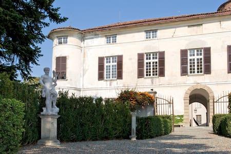 appartamento in Castello di charme - Rocca Grimalda