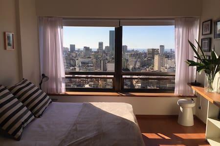 Bajo el cielo porteño - Buenos Aires - Departamento