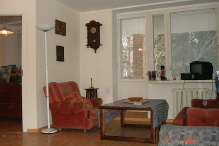 Patio apartment on Istra Reservoir - Appartement