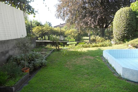 Lovely apartment near the lake - Minusio
