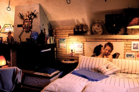 "Suite ""Castiglia"" w/ garden/kitchen - Domodossola - Bed & Breakfast"