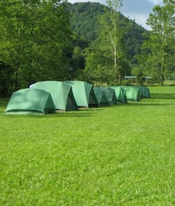 Pitch Your Tent! (Primitive) #6 - Zelt