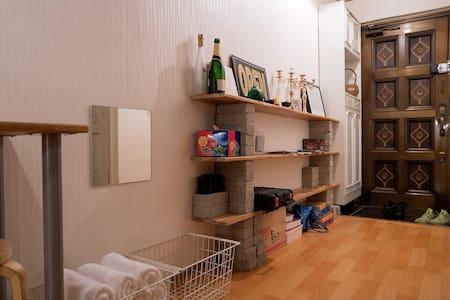 (B2) 2 female dormitory - Mayfly Guest House - Mapo-gu - Apartment