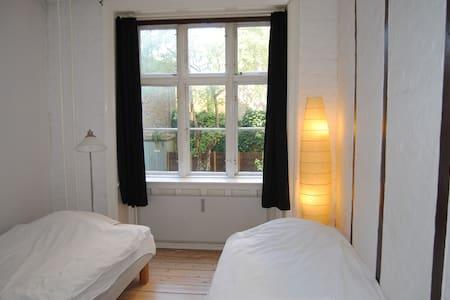 Bed in the heart of Copenhagen City