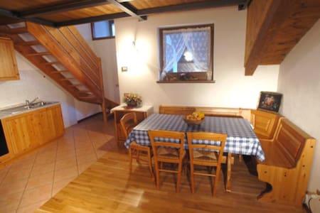 La tua casa nelle Dolomiti - Leilighet