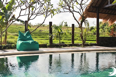 Surf stay in the heart of Canggu - North Kuta - Bed & Breakfast
