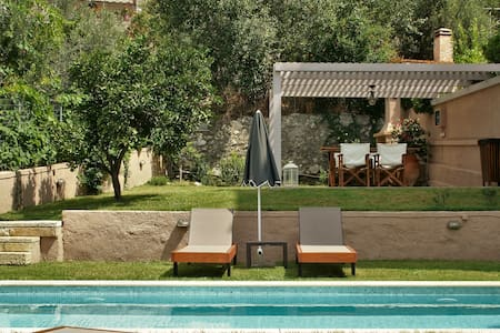 Private Villa + Pool +All Amenities - Spili