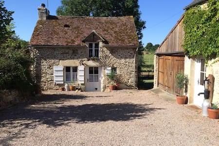 Delightful Country Cottage - Brieux - Huis