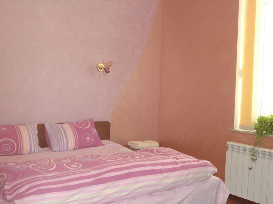 квартира с одной спальней