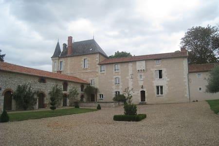 Manoir tourangeau - House