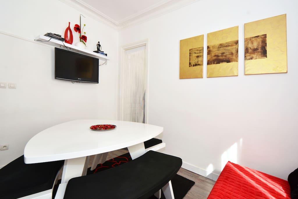 Nice Apartment La Fayette / Opera