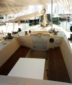 Voilier 11 m au port de cannes - Cannes