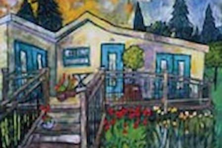 The Art Cottage has juju!