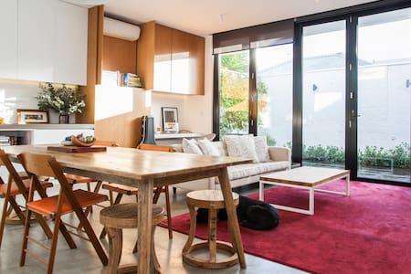 Gorgeous Artisan's Home South Yarra
