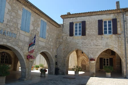 La Maison de Monieur Calbet - Castelsagrat