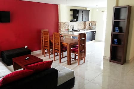 New 2 bedroom apartment - close to the city center - Lakás