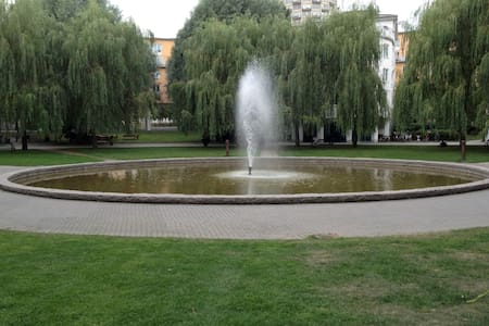 Central location in beautiful park! - Stockholm