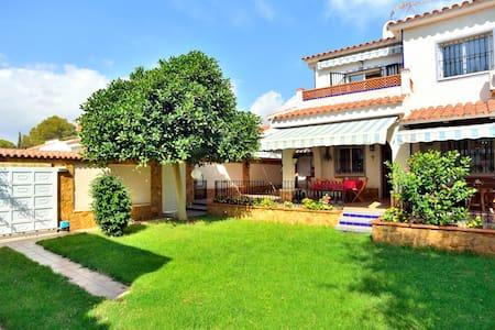 VILLA CAROLINA: family house - Orihuela