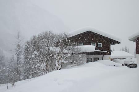 2-3 persoons appartement met balkon - Mittelberg