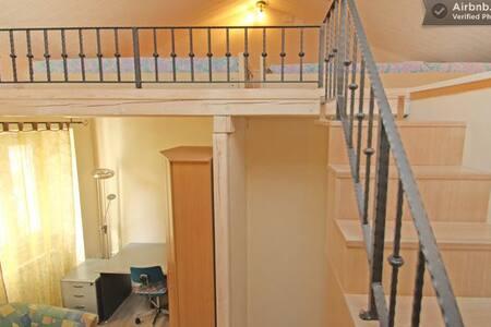 Charming room with mezzanine - Koper - House