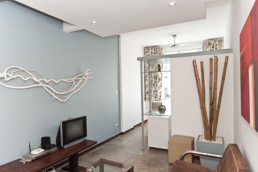 Charming Apartment in Ipanema Beach