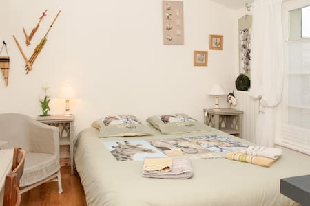 Room in the heart of the Ile de Ré - La Couarde-sur-Mer