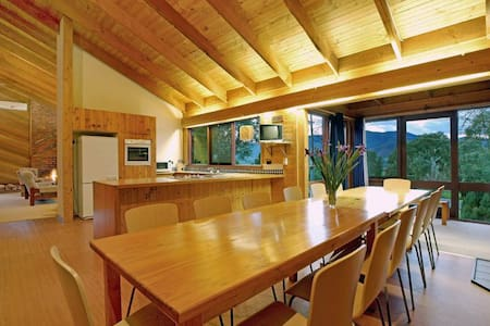 Cedar Lodge Mt Beauty - Dom