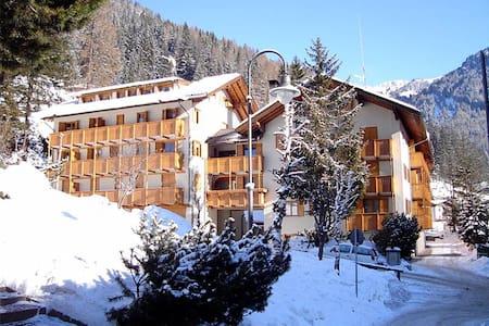 CaBianca  nel cuore delle Dolomiti - Appartement en résidence