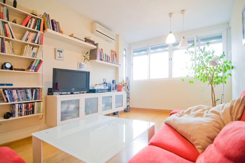 Apartment (4/5) Madrid City Centre