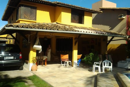 room in villa 60 m from the sea - Lauro de Freitas - House