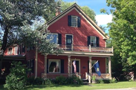 Quintensential Vermont Getaway - Chester - Casa