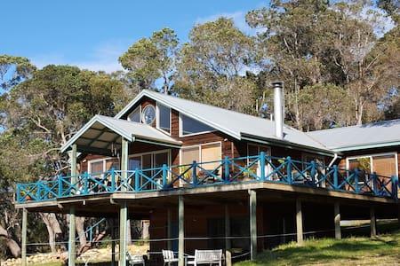 Scotsdale  Eco Retreat - Kordabup - Casa