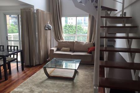 Charming duplex loft, perfect location - San Paolo - Loft