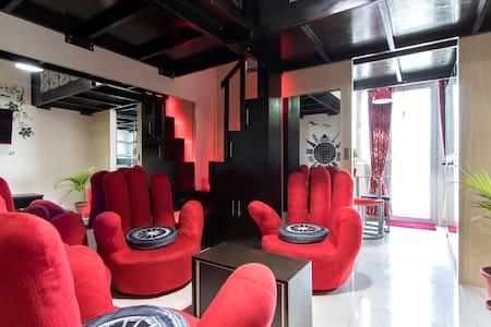 4 UNIQUE LOFT BEDS WITH GREAT VIEW - Quezon City - Apartamento