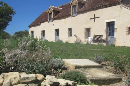 Maison de charme au coeur du Perche en Normandie - Rumah
