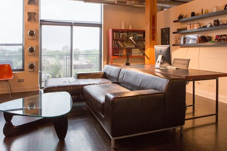 LUXURY URBAN LOFT - PILSEN - Chicago - Loft