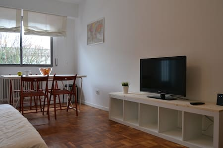 Spacious Penthouse with Terrace - Pontevedra - Appartamento