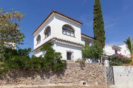 Cosy & rustic Andalucian finca - Talo