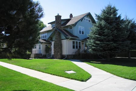 1919 Historic Home in Rapid City! - Bed & Breakfast