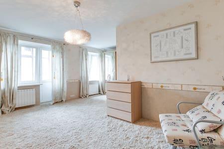 Просторная уютная квартира - Byt